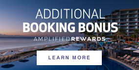 Additional Booking Bonus - Learn More